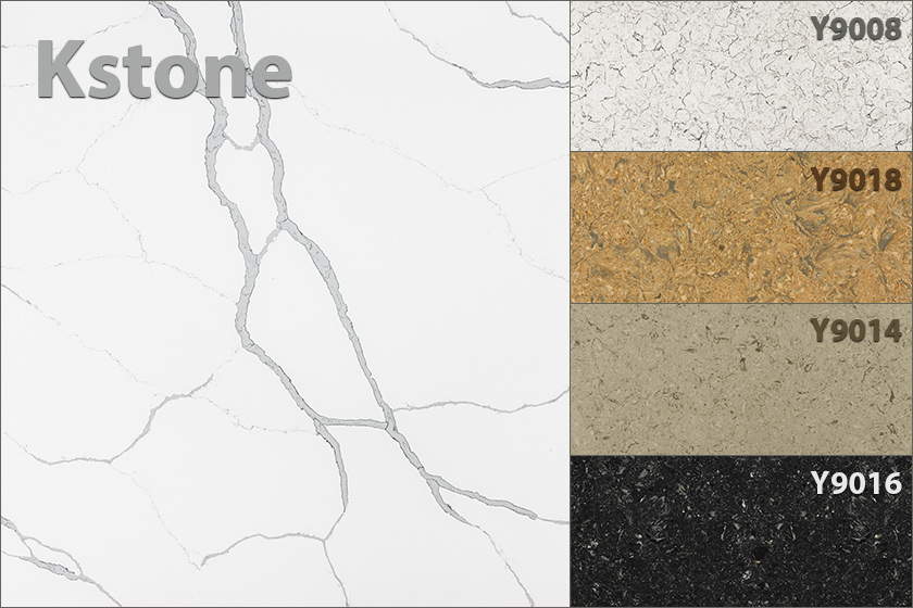 Kstone Quartz Kitchen Surface