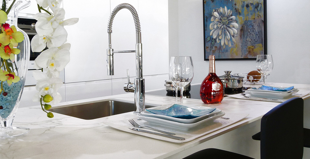 Kitchen Sink Mount Methods, Styles, & Materials